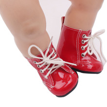43 cm  doll shoes suitable for babies, children the best birthday present. G33