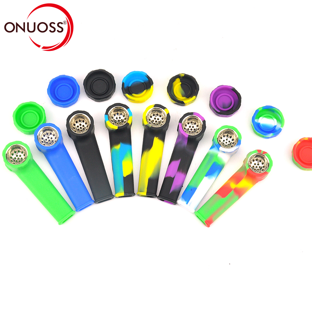 ONUOSS Newly Small Cigarette 25g 9cm Little Silicone Weed PV