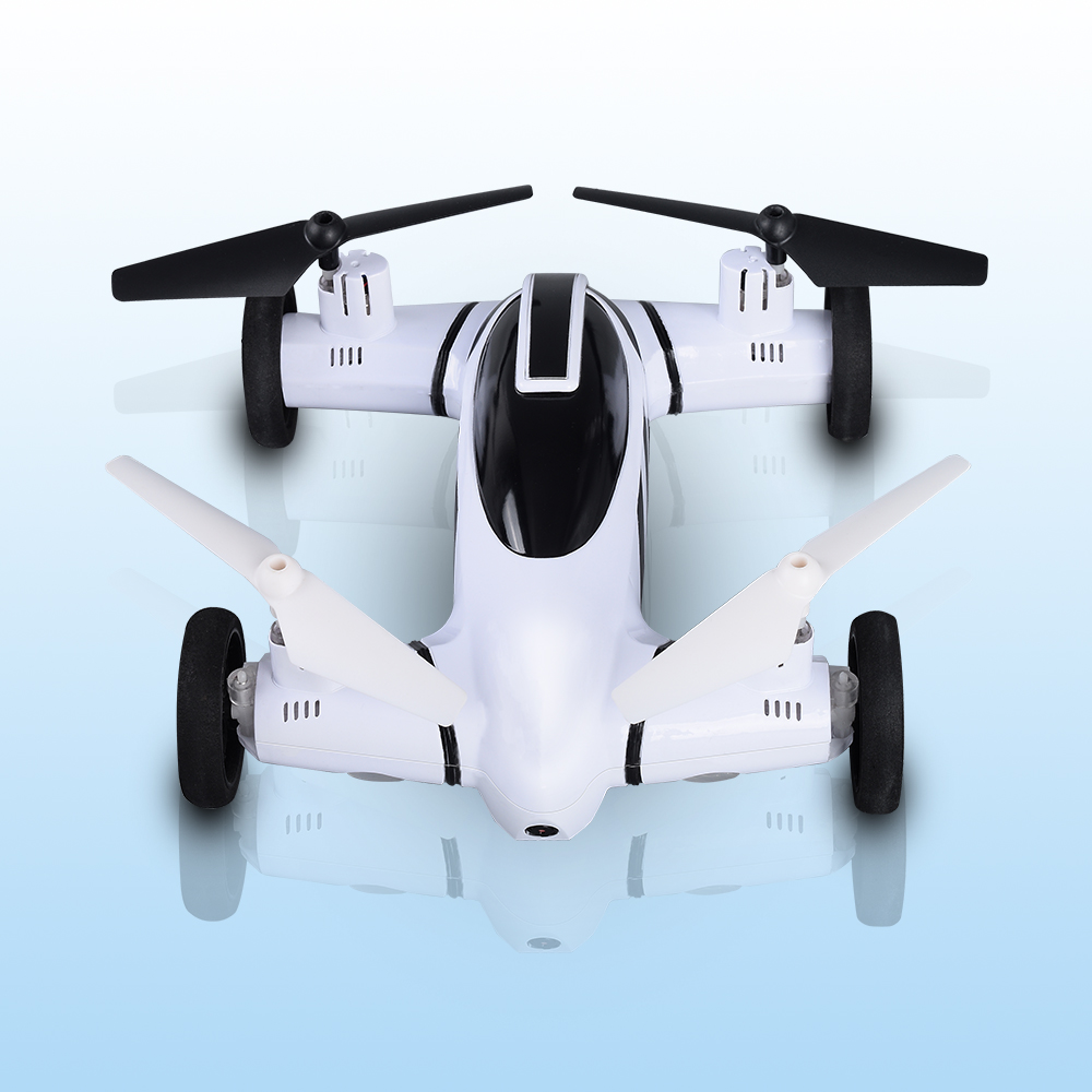 FPV Air-Road Double Mode RC Flying Car with WiFI Camera 2.4G 4CH Headless Mode 360 Degree For Gift