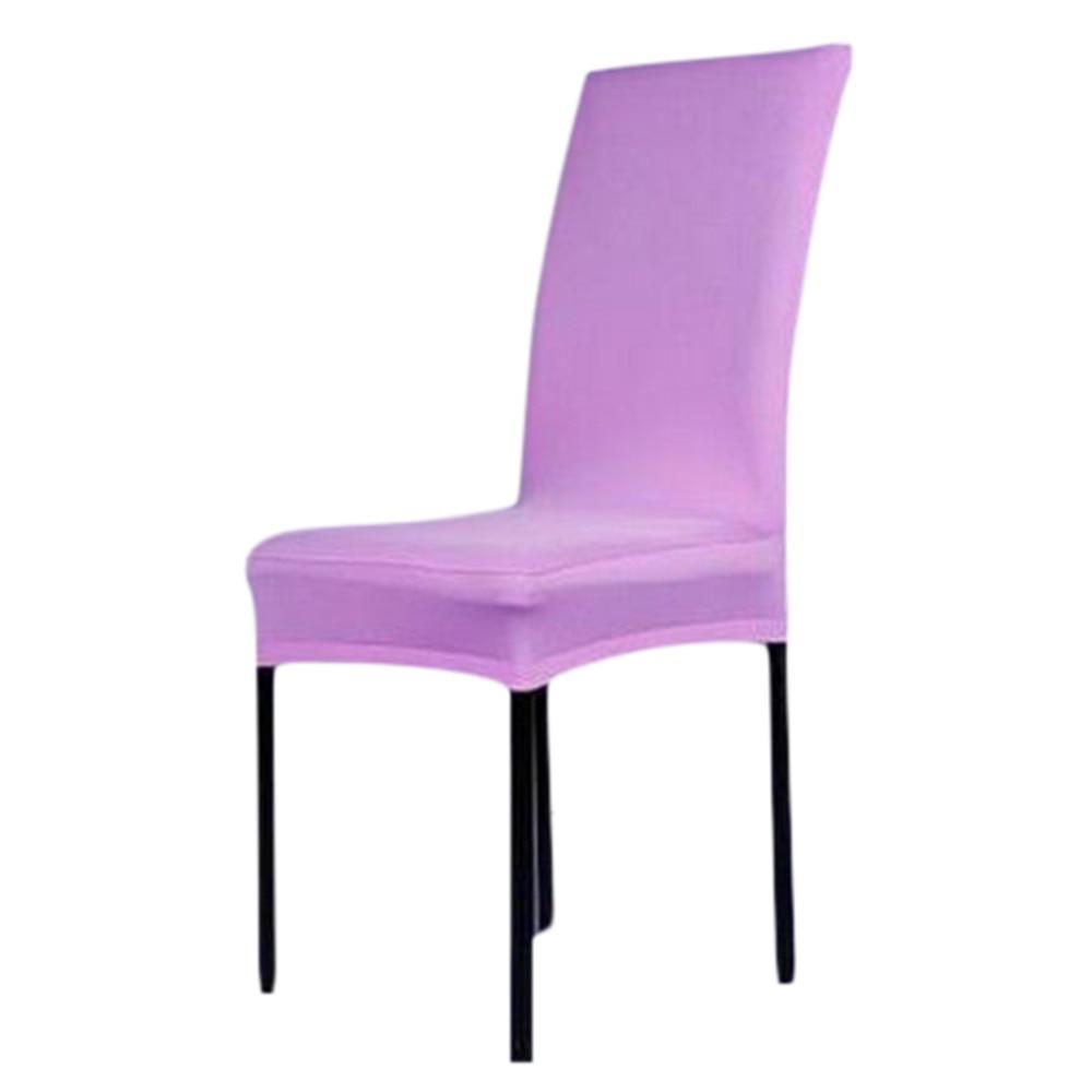 11 ngjyra Mbulesa karrige Mbulon material elastik Material me cilësi - Tekstil për shtëpi - Foto 3