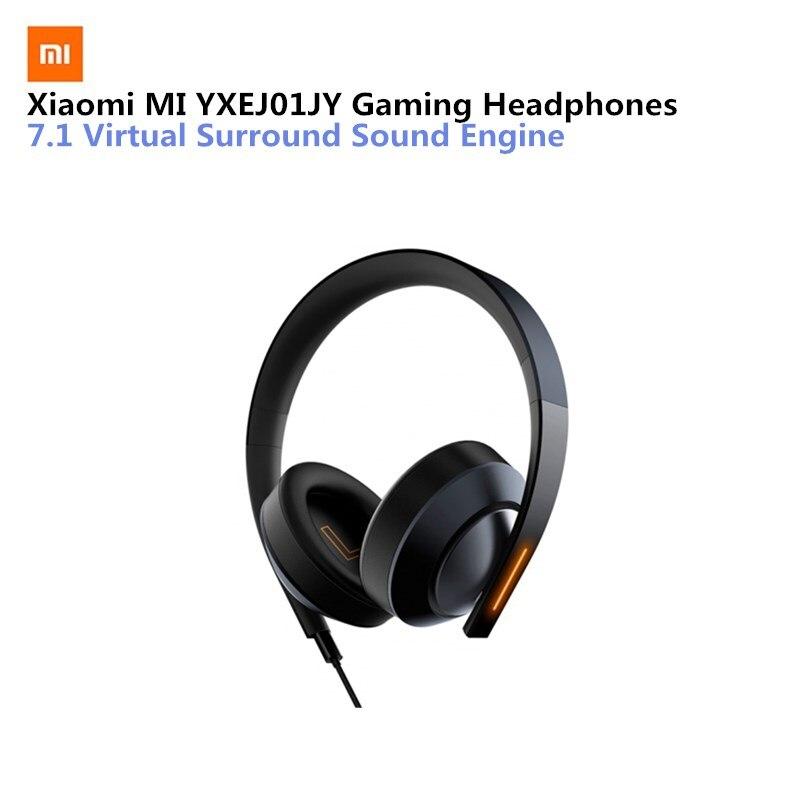 NEW Xiaomi MI YXEJ01JY Gaming headphones airpods auricolare Gaming headset USB cuffie con microfono per pc ps4 laptop xiomi