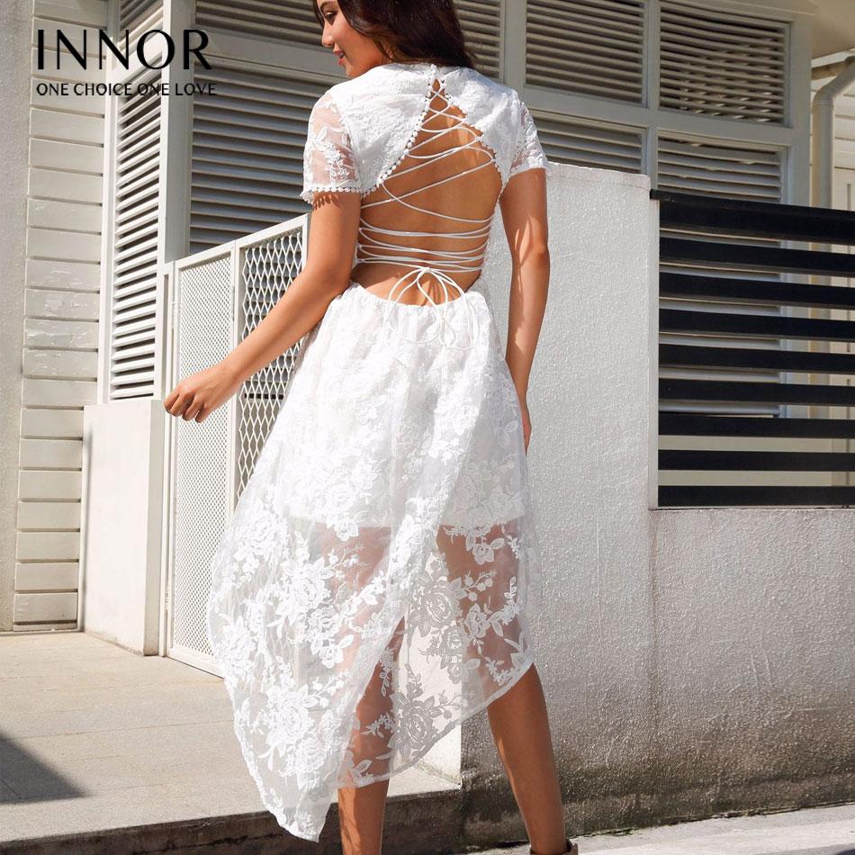2017 date femmes moulante robe Sexy dos nu Bandage évider Vintage Vestidos élégant Lady Clubwear robes De innor #243