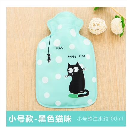 Creative cartoon fruit thickening pvc warm hand baby hot water bottle hot filling warm  bag 140 page note paper creative fruit design