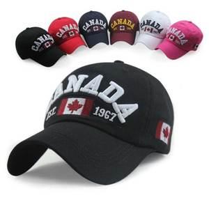 5bbdf378e1aaa FAITOLAGI CANADA Baseball Cap Snapback Hats Men Women
