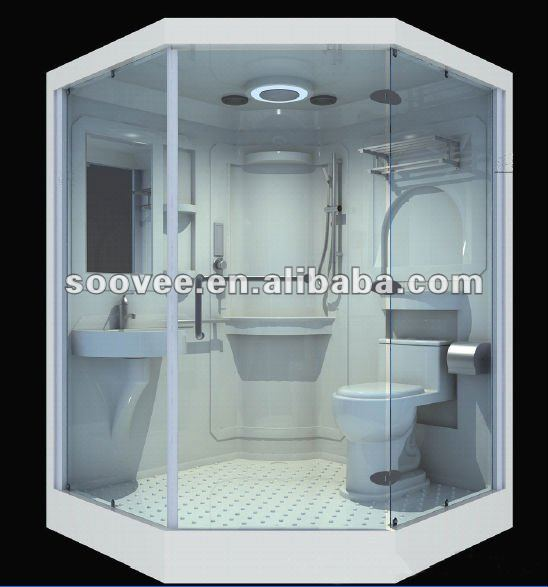 Charmant Unit Bathroom Whole Toilet BATHROOM UNIT TOILET In Shower Rooms From Home  Improvement On Aliexpress.com | Alibaba Group