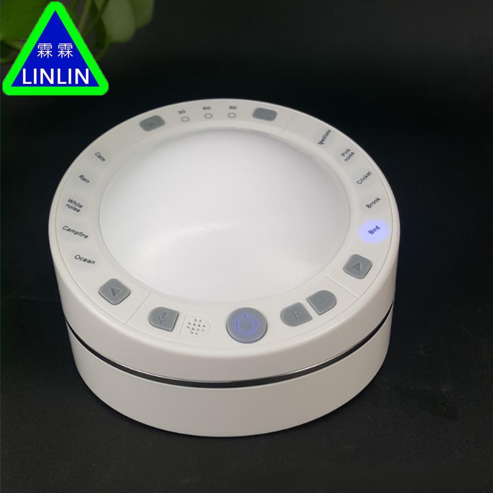 LINLIN hałas snu urządzenia nowy bezsenność poprawia jakość snu w Masaż i relaks od Uroda i zdrowie na  Grupa 3