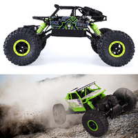 RC Car HB P1801 2 4GHz 1 18 Scale RC 4WD Off Road Race Truck Rock