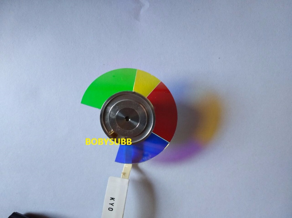 Projector Color Wheel For VIVITEK D4500