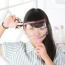С Синтетические чёлки волос крышка Средства ухода за кожей стоп, гребень для парикмахерских