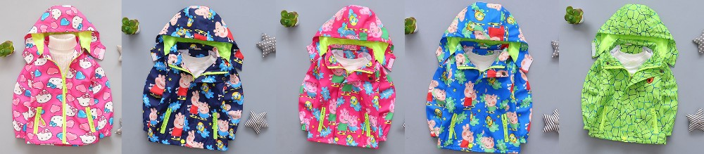 girls and boys jacket