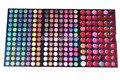 Pro 228 cores Paleta de Maquiagem 60 lip gloss 168 cores Kit sombra Beleza Cosméticos presente de natal amigo menina