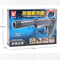 Educational kids toys building blocks gun model building kit assembling pistol Desert Eagle children assembled toy bricks