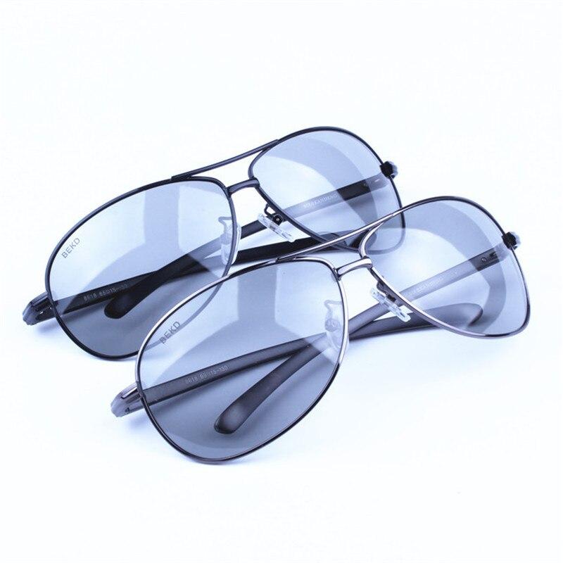 Vazrobe фотохромные Солнцезащитные очки для женщин Для мужчин негабаритных Хамелеон Защита от солнца Очки для вождения Рыбалка UV400 очки свет л...