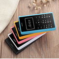 10PCS As One Package! students personality children phone AIEK X7 Ultra Thin Card Mobile Phone 4.8mm
