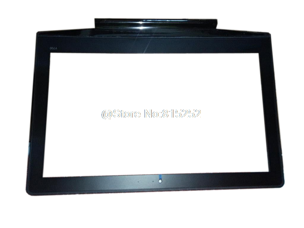 Laptop LCD Front Bezel For <font><b>Lenovo</b></font> For Ideapad <font><b>Y700</b></font>-14ISK 80NU 5B30K44721 AP1F6000200 Screen Frame <font><b>Case</b></font> Cover New Original image