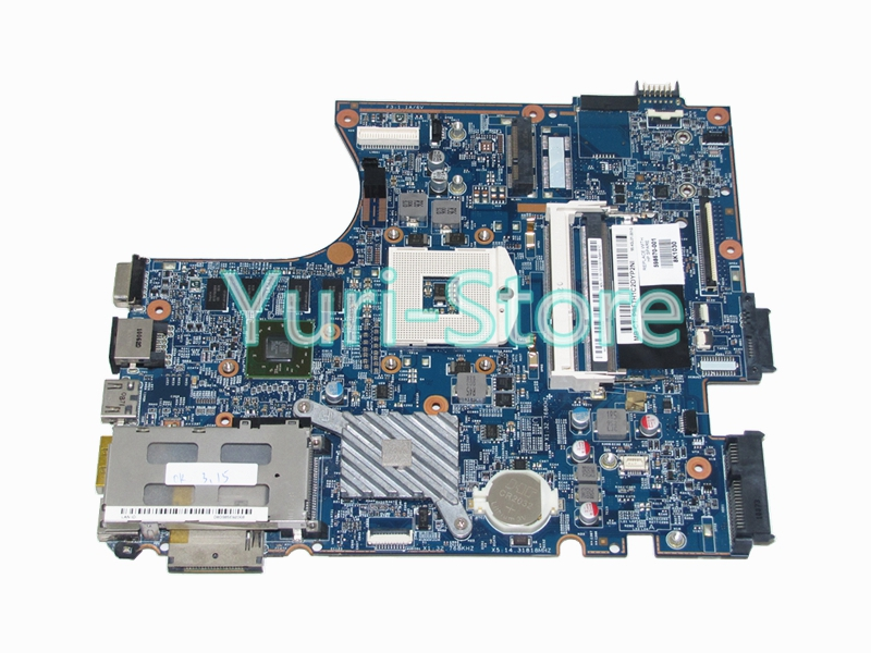 NOKOTION for HP 4720S 598670-001 48.4GK06.011 laptop motherboard Mobility Radeon HD 5430 Mainboard Full Tested nokotion original 773370 601 773370 001 laptop motherboard for hp envy 17 j01 17 j hm87 840m 2gb graphics memory mainboard