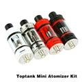 Original e-cigs Kangertech Toptank Mini Atomizador 4.0 ml Recarga Superior Sub ohm subtank kanger tanque con punta de goteo delrin vs mini YY