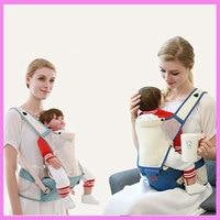 Ergonomic Baby Backpack Carrier Hipseat Multifunctional Carry Waist Stool Newborn Infant Adjustable Sling Kangaroo Baby Carrier