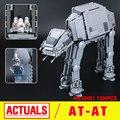Lepin 05051 Star Series Guerra Força Despertar O EM Transpotation Robô Blindado Blocos de Construção Tijolos do Brinquedo Educacional 75054