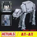 Lepin 05051 Star War Series Force Awaken The AT Transpotation Armored Robot Building Blocks Bricks Educational Toy 75054