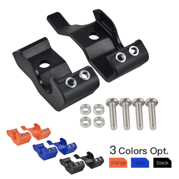 Lower Fork Leg Shoe Guard Cover Protector For KTM 125 150 200 250 300 350 400 450 500 525 530 SX SX-F EXC EXC-F XC XC-F XCW XCFW motorcycle foot rest pegs for ktm sx 65 85 125 250 sx f 250 350 450 xc 200 250 300 450 525 530 xc f 350 450 xc w 125 150 200 530