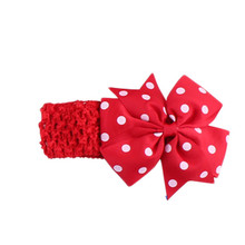 Babys headbands delicate headband wear lovely head flower cute wholesale kids