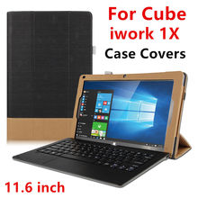 Case For Cube iwork 1X Protective Smart cover PU Leather Tablet PC For CUBE Iwork 1 X  Protector Sleeve 11.6 inch Cases Cover