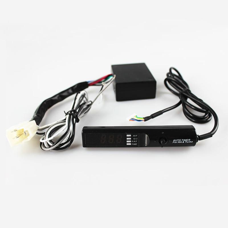 RASTP-Universal Apexi Turbo Timers caja de Color Original para NA y ...