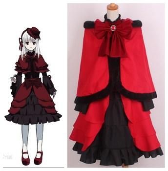 K Project Kushina Anna cosplay costume halloween