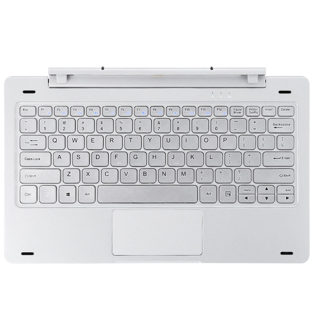 Original Teclast TBook 16 Pro Docking Keyboard 11.6 inch Multi Mode Rotary Shaft Magnetic Docking Pogo Pin Separable Design