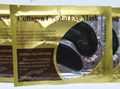 Produtos de cristal olho máscara de colágeno Eye remover olhos olheiras 10 pares/lote