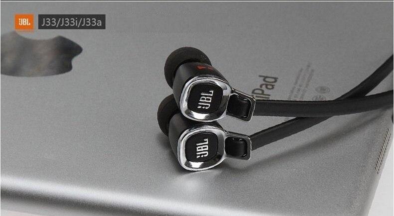 New Original JBL J33a Fashion Best Bass Stereo Earphone New  JBL J33a Fashion Best Bass Stereo Earphone HTB1SIHePpXXXXb