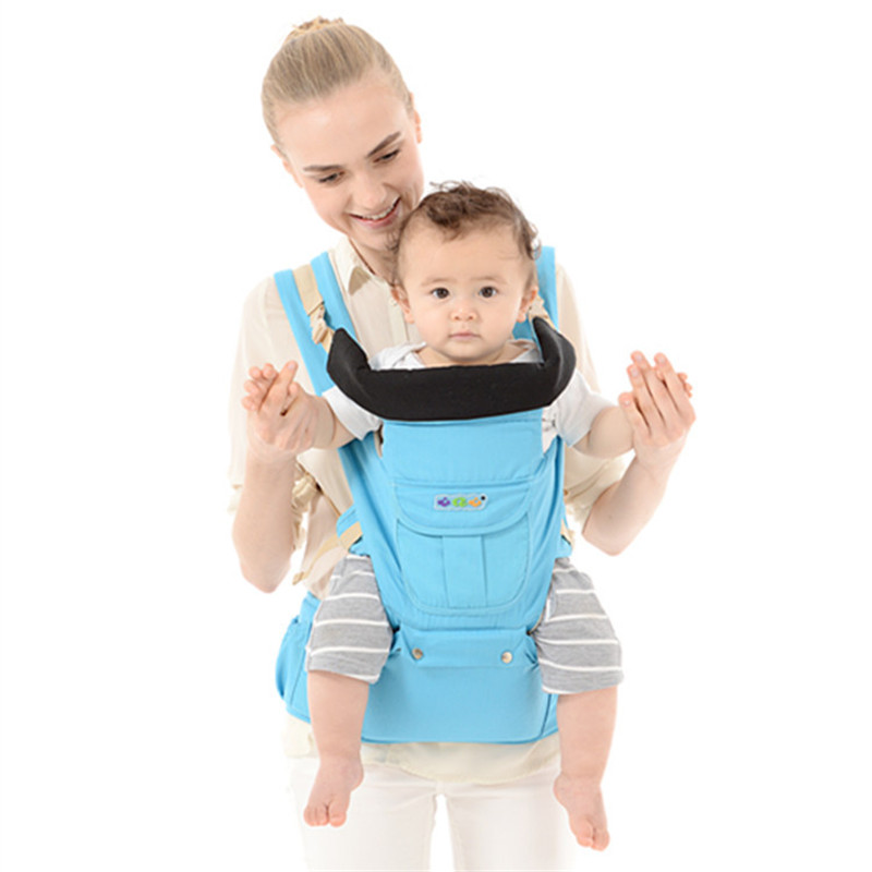 Ergonomic baby carrier backpack for children heaps kangaroo baby hipseat sling wrap carrier for Newborn Backpack infant carrier 2016 hot portable baby carrier re hold infant backpack kangaroo toddler sling mochila portabebe baby suspenders for newborn