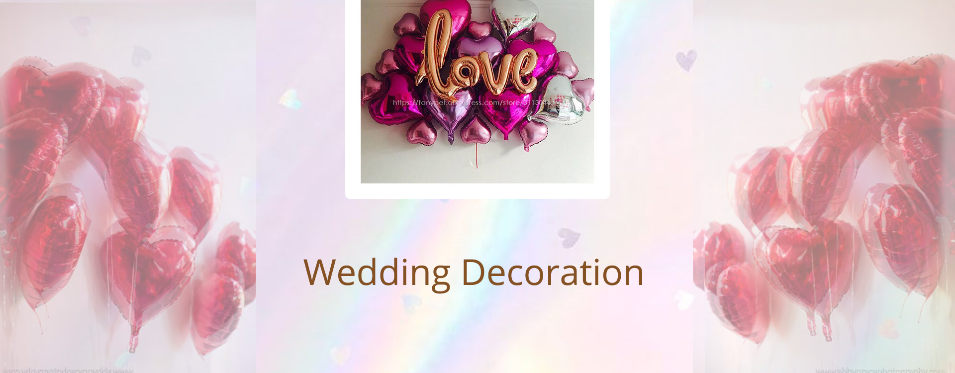 Dorable Wedding Decorations Online Store Elaboration - Wedding Idea ...
