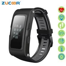 Zucoor GPS Смарт Браслет RB36 Фитнес трекер SmartBand шагомер cardiaco сердечного ритма Мониторы Для мужчин группа hartslagmeter