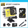 Action Sport Camera Wifi Sport Cam 1080P HD Action Cam Optional Bag For go pro camera Extreme camera diving  waterproof 35