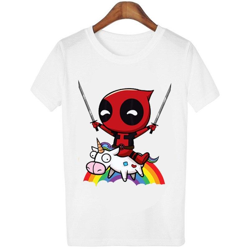 Harajuku-Frauen-T-shirt-Deadpool-reiten-ein-einhorn-Druck-lustige-T-shirts-casual-Oansatz-tees-mode (2)
