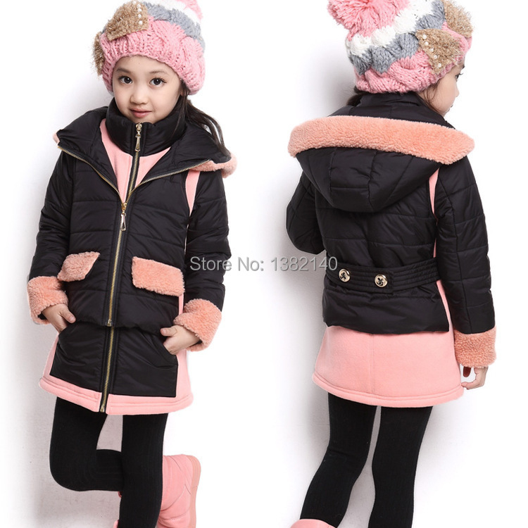 1c0c5b5b5f27 2014 New Girls Winter Coat Children Jackets Coats For Girls Winter ...