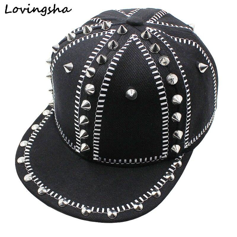Prix pour LOVINGSHA Marque Conception Fille Baseball Caps 3-8 Ans Kid Snapback Caps Haute Qualité Réglable Cap Pour Garçon CC111