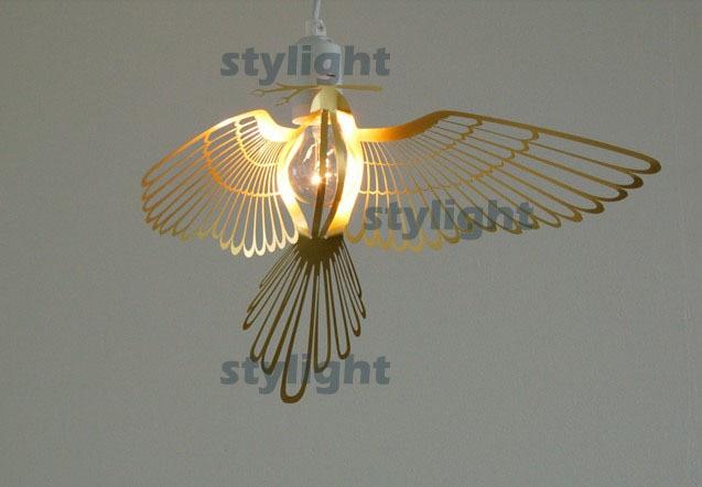 Hommin Bird Lamp Pendant Light Modern Design Bird Lighting