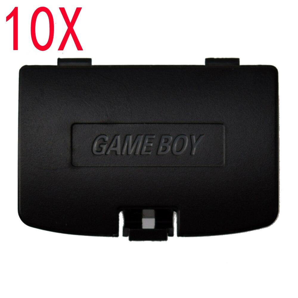 Game boy color quanto vale - 10 Pe As Lote Preto Branco Azul Claro Substitui O Shell Tampa Da Bateria Porta