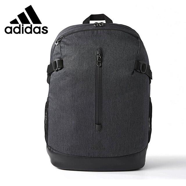 Оригинальный Новое поступление 2017 Adidas Pow молния унисекс Рюкзаки Спортивные сумки