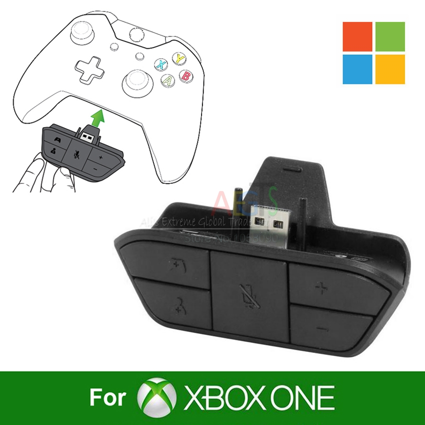 how to connect mic to xbox one