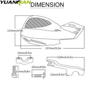 Image 2 - Protège mains pour Moto, pour guidon, Kawasaki, Suzuki, Honda, Yamaha, KTM, SX, EXC, XCW, SMR