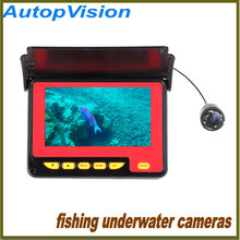 20M 4.3″ TFT Underwater Fishing Camera System HD 1000TV Lines Underwater Camera with Record