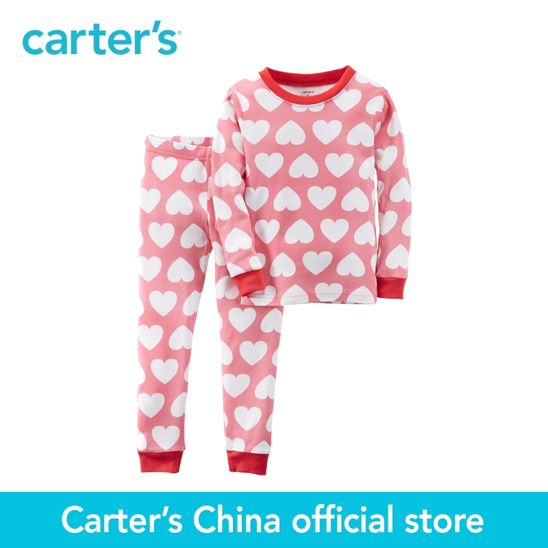 Carters 2pcs baby children kids 2-Piece Snug Fit Cotton PJs 331G200,sold by Carters China official store ...