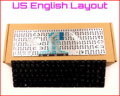 "New Keyboard US English Version for HP Pavilion 15-AC 15-AF 250 G4 255 G4 256 G4 F8Z12PA#ABG SN7145 15.6"" Laptop No Frame"