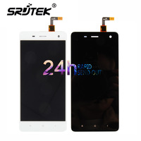 SRJTEK No Dead Pixel 5 0 Display For XIAOMI Mi4 Display LCD Mi 4 Touch Screen