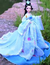2019 new doll toys for girls cosplay traditional beauty chinese ancient princess doll 12 Movable Joints Gifts Dolls Model 12 inch collectible chinese dolls traditional ancient girl doll 1 6 oriental dolls toys christmas birthday gifts