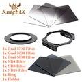 KnightX nd фильтр комплект Для Cokin P Для nikon canon eos d3200 D7100 D5200 600d DSLR D3300 d7200 линзы d90 650d 70d 6D 52 58 67 82